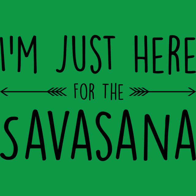 Savasana – Why it's important