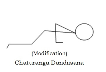 chaturanga-dandasana-modification