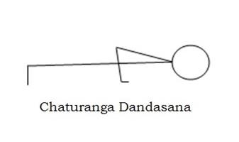 chaturanga-dandasana