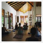 Shalani Villa - beautiful venue to practice in